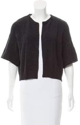 Marni Wool Open Front Cardigan