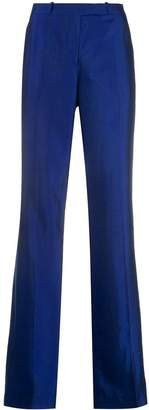 Etro tailored wide leg trousers