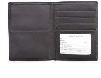 Royce Leather Royce New York RFID Blocking Travel Wallet
