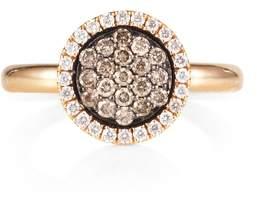 Olivia Grace Venezia Rose Gold Small Ring