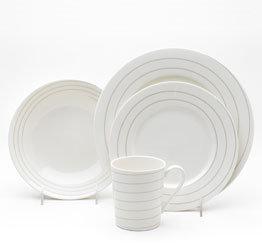 Mikasa® Cheers Spiral Dinner Plate