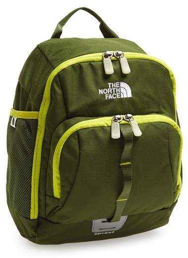The North Face 'Sprout' Backpack (Toddler Boys)