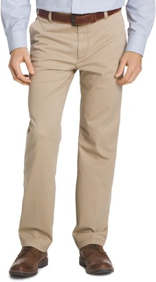 Izod Big & Tall Straight-Fit Performance Plus Stretch Chino Pants
