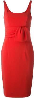 Moschino square neck dress
