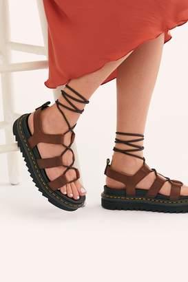 Dr. Martens Nartilla Grizzly Flatform Sandal
