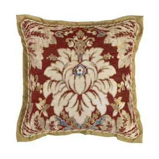 Croscill Home Fashions Arden Square Throw Pillow Home Fashions