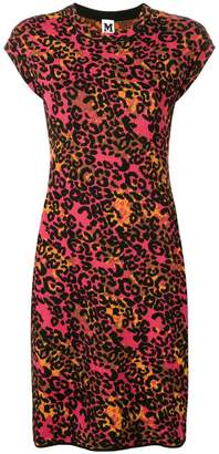 M Missoni leopard print dress