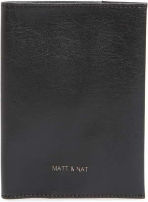 Matt & Nat Voyage Faux Leather Passport Case