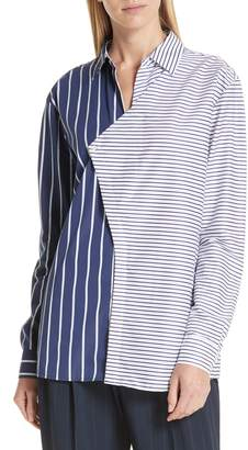 HUGO Enelin Mix Stripe Shirt