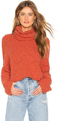 Free People Big Easy Cowl Sweater