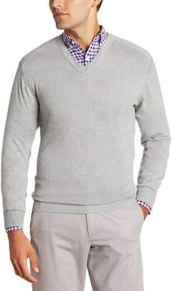Cutter & Buck Men's Broadview V-Neck Sweater