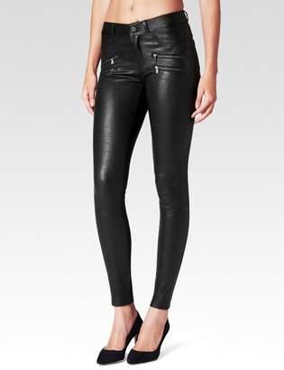Edgemont Pant - Black Leather $995 thestylecure.com