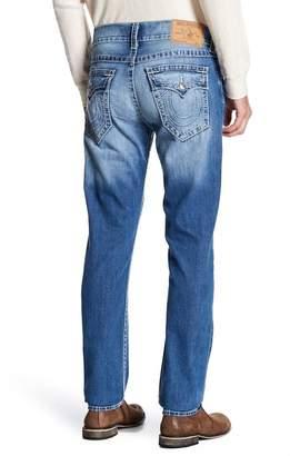 True Religion Skinny Faded Flap Pocket Jeans