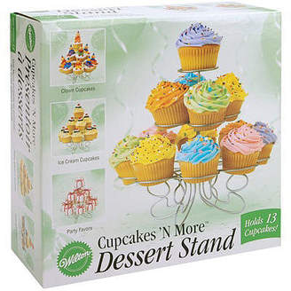 N. Wilton Brands Cupcakes More Small Dessert Stand