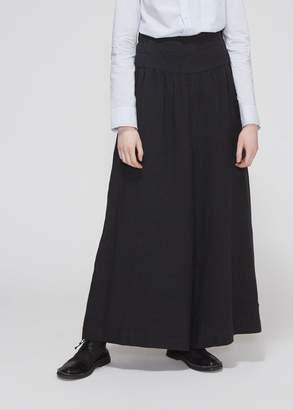 Yohji Yamamoto Y's by Elastic Waist Gather Pant