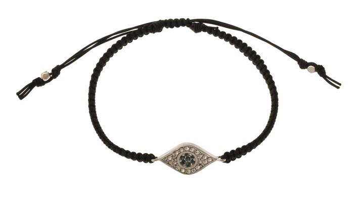 Tai Evil Eye Silver Bracelet
