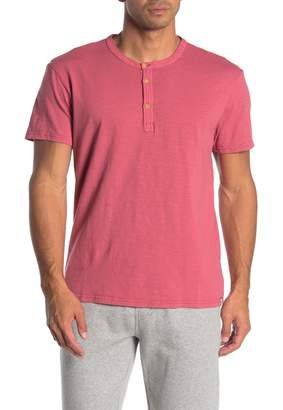 Grayers Madison Loose Fit Henley Tee