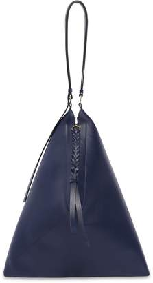 Nina Ricci Large Tupi Leather Bag