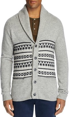 PAIGE Jacob Cardigan Sweater $375 thestylecure.com