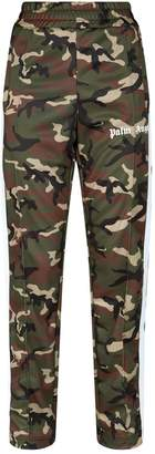 Palm Angels Camouflage Logo Sweatpants