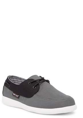 Muk Luks Theo Boat Sneaker