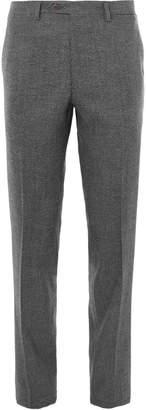 Brioni Mélange Wool Trousers