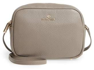 Celine Dion Adagio Leather Camera Crossbody Bag