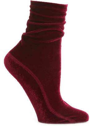 Mix No. 6 Velvet Crew Socks - Women's
