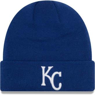New Era Kansas City Royals Basic Cuffed Knit Hat