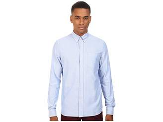 Fred Perry Classic Oxford Shirt Men's Long Sleeve Button Up