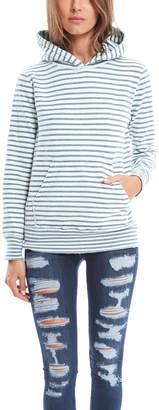 Remi Relief Indigo Border Sweatshirt