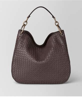 Bottega Veneta Medium Loop Bag In Intrecciato Nappa