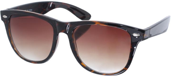 ASOS Tortoise Retro Sunglasses