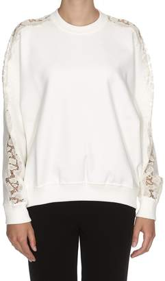 Givenchy Lace Detail Sweatshirt