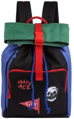 Stella McCartney Blitz Patch Backpack