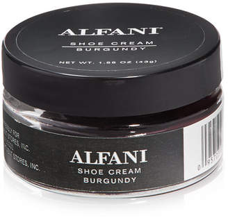 Alfani Burgundy Shoe Cream, Created for Macy's Men's Shoes