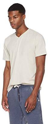 Blend of America Rebel Canyon Young Men's Short Sleeve Cotton V-Neck T-Shirt with Contrast Stitching
