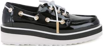Pierre Hardy Marina boat shoe loafers