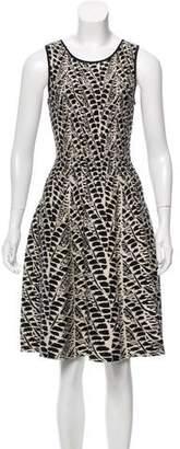 Issa Sleeveless Knit Mini Dress