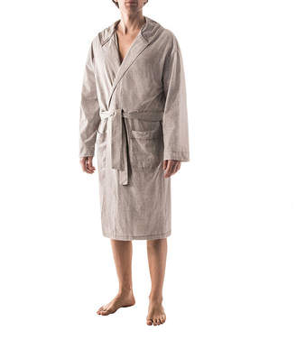 RESIDENCE Residence Long Sleeve Robe-Big and Tall