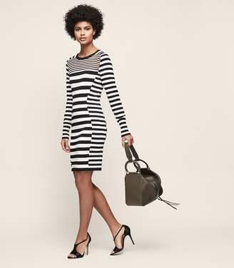 Reiss Jolie Knitted Bodycon Dress