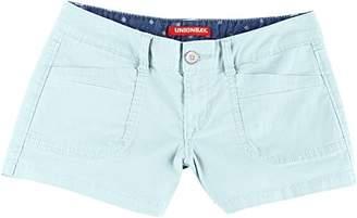 UNIONBAY Womens Delaney Stretch Twill Shorts