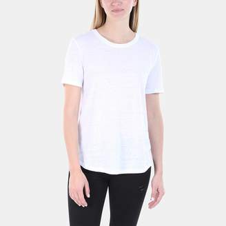 A.L.C. Alber Linen Lace-Up Tee