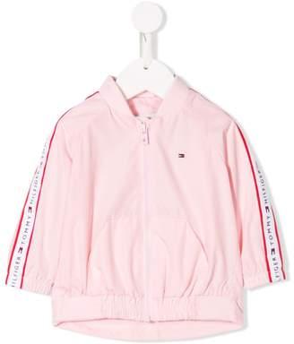 Tommy Hilfiger Junior essential tape bomber jacket