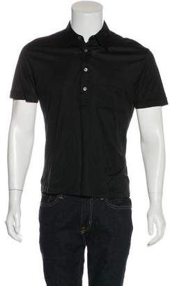 Gucci Short Sleeve Polo Shirt