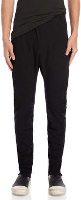 Masnada Drop Crotch Tapered Pants