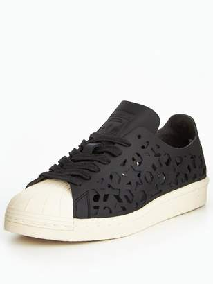 adidas Superstar 80's Cutout - Black