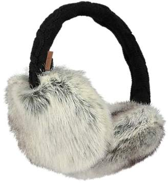 Barts Faux Fur Earmuffs, One Size