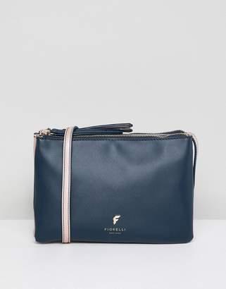 Fiorelli bunton double compartment crossbody bag
