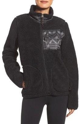 Women's Burton Bombay Fleece Jacket $149.95 thestylecure.com